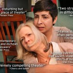 """A brave, disturbing but accessible piece of theater"" -Pioneer Press ""extremely compelling theater"" -Cherry and Spoon ""offers contemporary resonances and eschews easy answers"" -Pioneer Press ""A topical two-hander about free speech ,violence and the effects of bullying."" -Star Tribune ""intense, dark, and often perceptive"" -City Pages ""two strong actors in difficult roles"" -Minnpost"