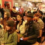 Urban Speaks at Cafe Southside
