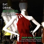 Eat. Drink. Do good. Be Merry. Shop for a cause. Guild Collective hosts a shopping fundraiser for Pillsbury House Theatre.