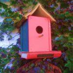 Art Blocks Birdhouse